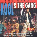 KOOL & THE GANG - The Great Kool & The Gang Live
